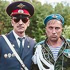 Mikhail Boyarskiy and Dmitriy Nagiev in Samyy luchshiy den! (2015)