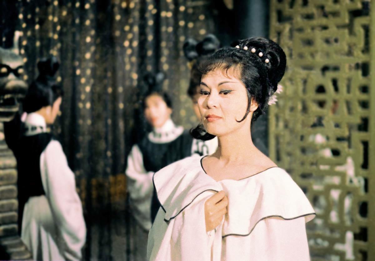 Dai Lin in Da ji (1964)