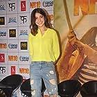 Anushka Sharma at an event for NH10 (2015)