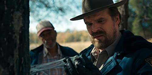 "David Harbour of 'Hellboy': ""No Small Parts"""