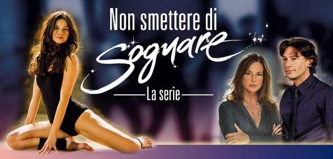 Giuliana de Sio, Roberto Farnesi, and Katy Louise Saunders in Non smettere di sognare (2011)