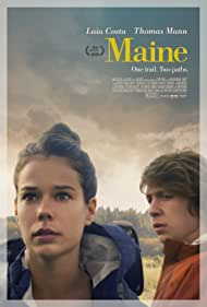 Thomas Mann and Laia Costa in Maine (2018)
