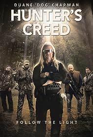 Duane 'Dog' Chapman, John Victor Allen, James Errico, Mickey O'Sullivan, and Wesley Truman Daniel in Hunter's Creed (2020)
