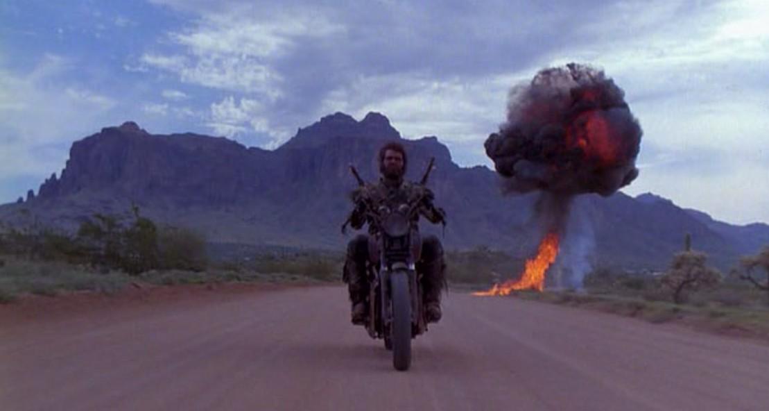 Randall Tex Cobb in Raising Arizona 1987
