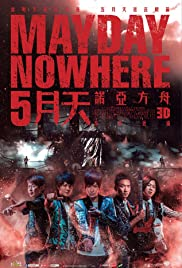 Mayday Nowhere 3D Poster