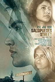 Charles G. Rojas and Anamaria Basave in Salsipuedes Street