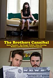 The Brothers Cannibal Poster