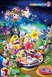 Mario Party 9 Poster