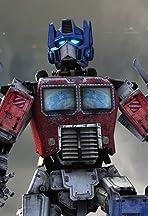 Optimus Prime in Titanfall