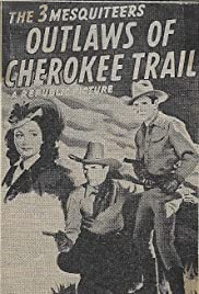 Outlaws of Cherokee Trail Poster