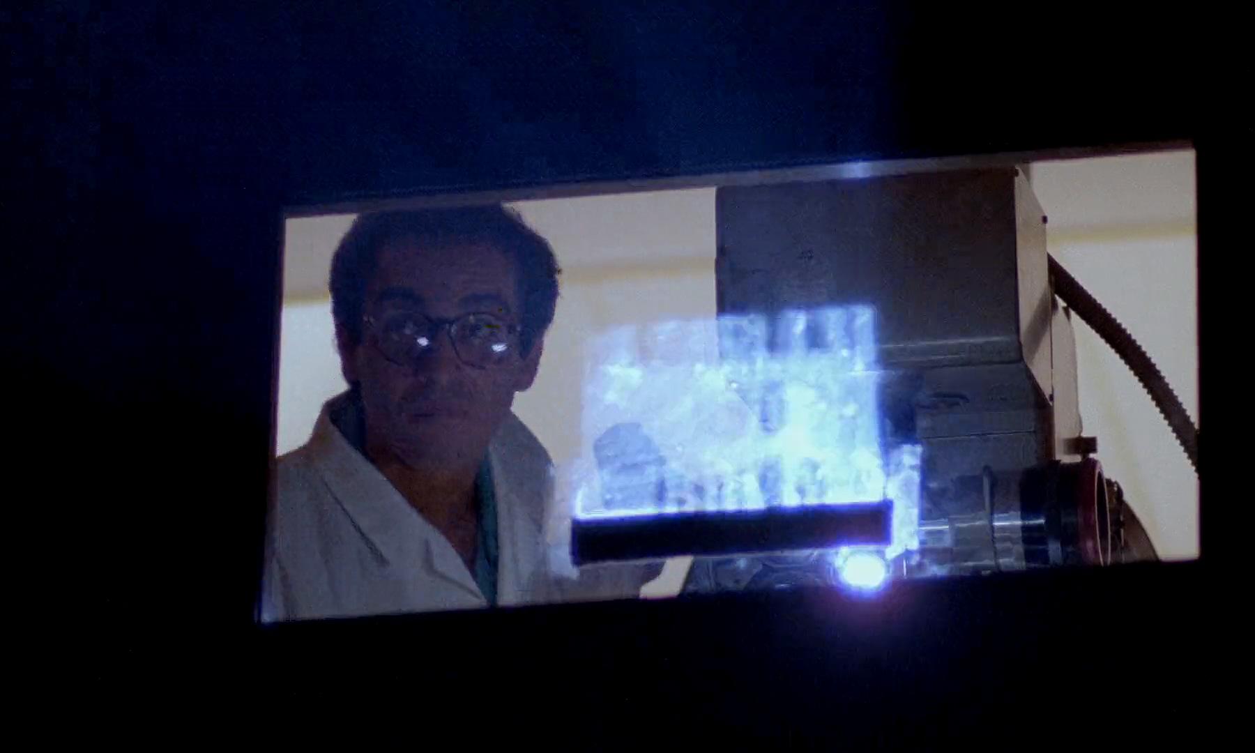 Giuseppe Tornatore in Nuovo Cinema Paradiso (1988)