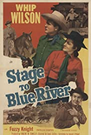 Stage to Blue River Poster