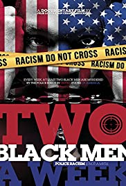 Two Black Men a Week Poster