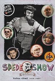 Spede show Poster