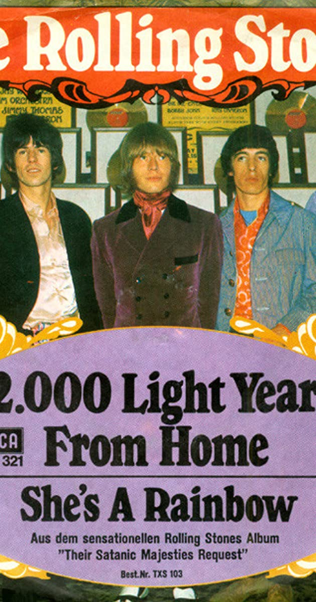The Rolling Stones: 2000 Light Years from Home (Video 1967