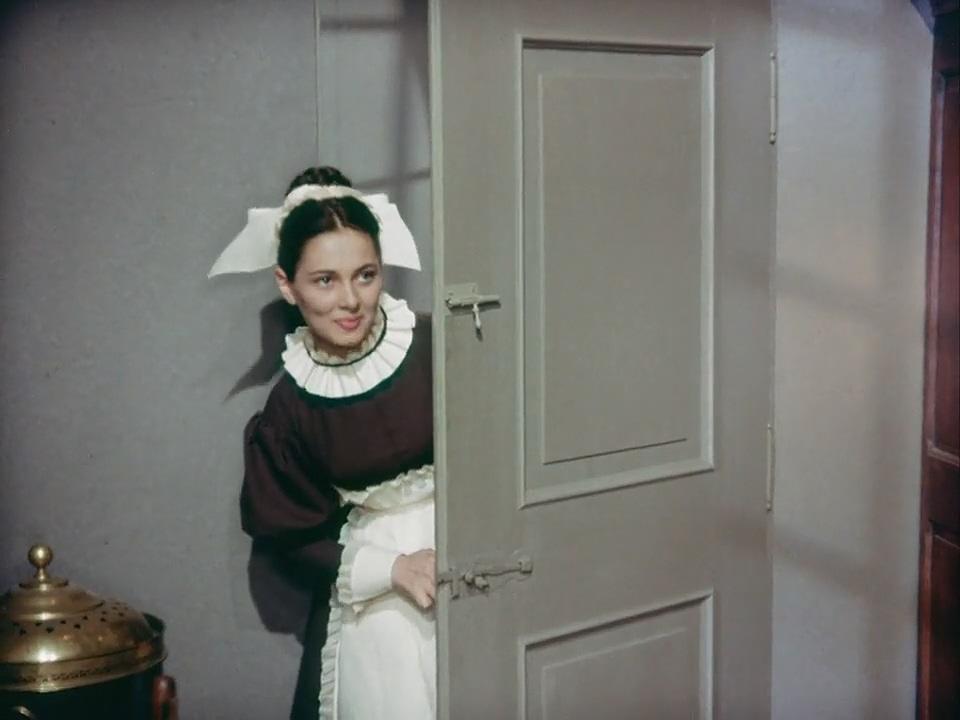 Anna Maria Sandri in Le rouge et le noir (1954)