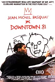 Downtown 81 (1981) Poster - Movie Forum, Cast, Reviews