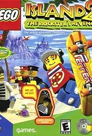 Lego Island 2: The Brickster's Revenge Poster