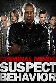 Janeane Garofalo, Forest Whitaker, Michael Kelly, Beau Garrett, and Matt Ryan in Criminal Minds: Suspect Behavior (2011)