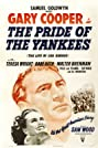 The Pride of the Yankees (1942) Poster