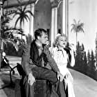 James Cagney and Marie Wilson in Boy Meets Girl (1938)