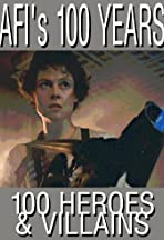 AFI's 100 Years... 100 Heroes & Villains