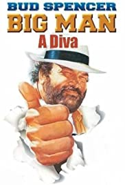 Big Man - The Diva Poster