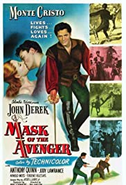 Mask of the Avenger (1951) Poster - Movie Forum, Cast, Reviews