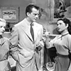 Gloria DeHaven, June Haver, and William Lundigan in I'll Get By (1950)