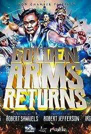Golden Arms Returns Poster