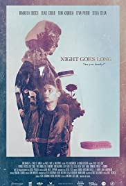 Night Goes Long Poster