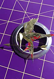 Project: Soda Can Hunger Games' Mockingjay Poster