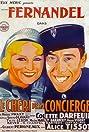 Le chéri de sa concierge (1934) Poster