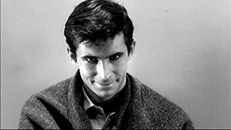 Image result for anthony perkins psycho
