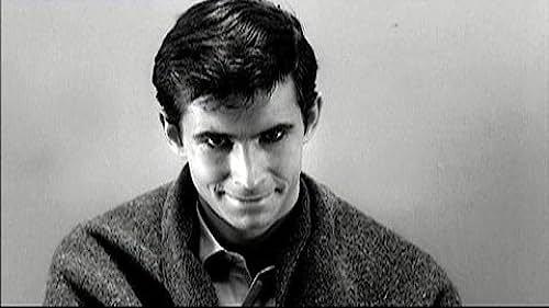 Blu-Ray Trailer for Psycho