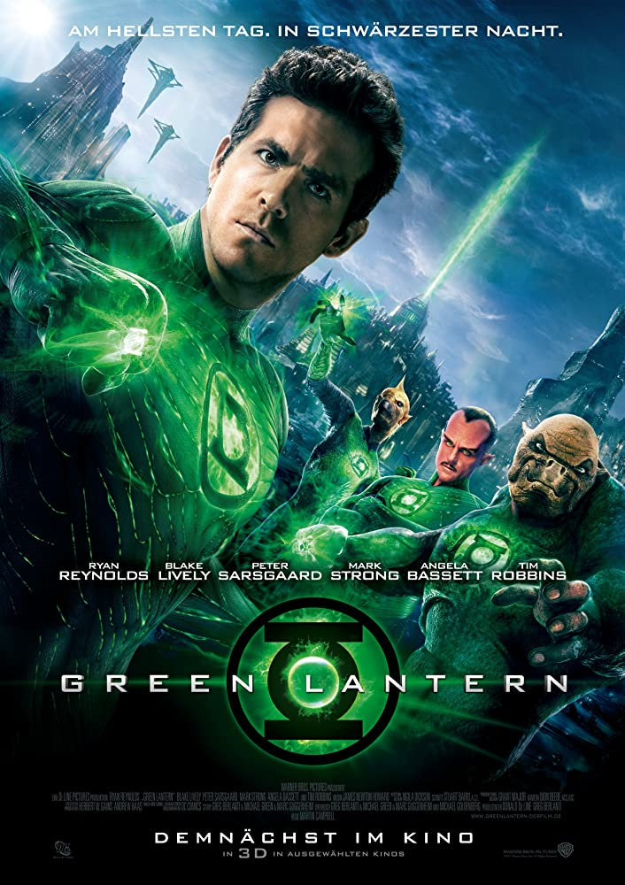 Green Lantern (2011) Subtitle Indonesia