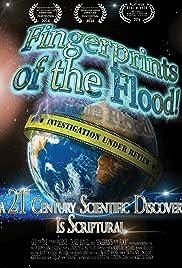 Fingerprints of the Flood Poster