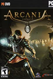 Arcania: Gothic 4 Poster
