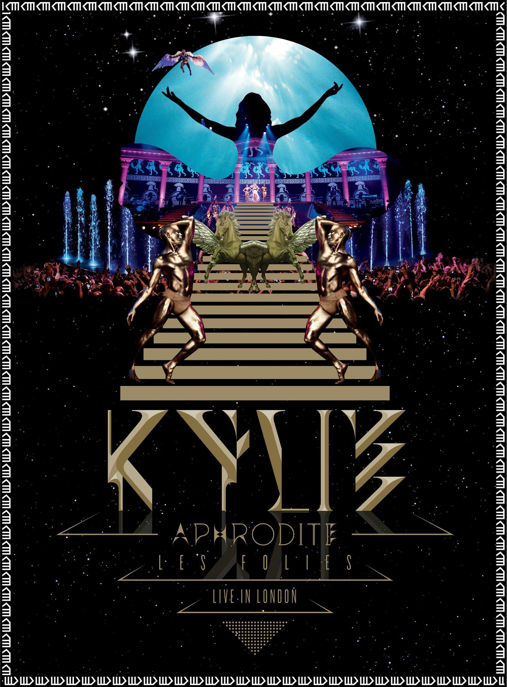 Kylie - Aphrodite: Les Folies Tour 2011 (2011) - IMDb