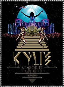 Top most downloaded movies 2018 Kylie - Aphrodite: Les Folies Tour 2011 [pixels]
