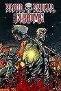 Blood, Skulls and Chrome (2021) Poster
