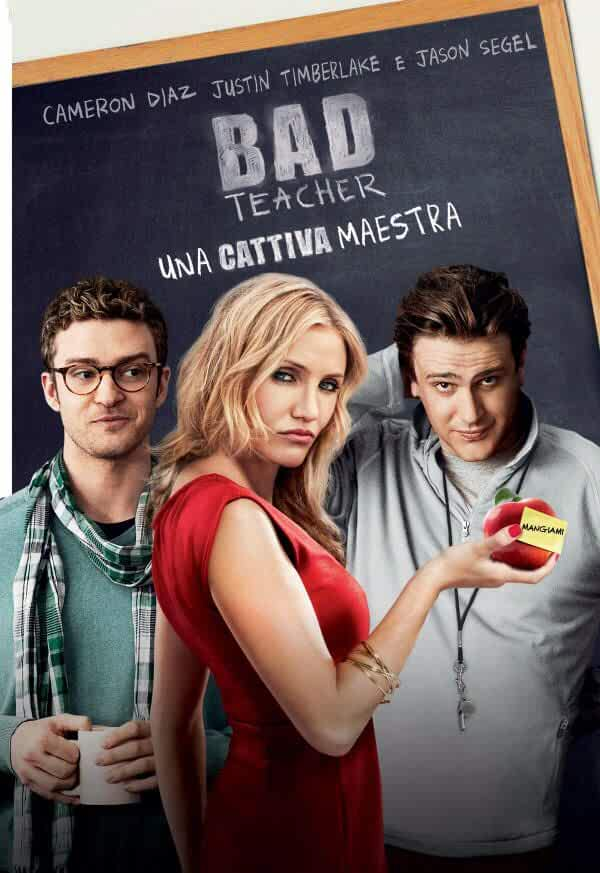 Bad Teacher (2011) Hindi Dubbed