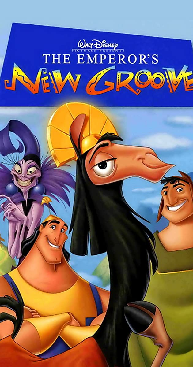 Subtitle of The Emperor's New Groove