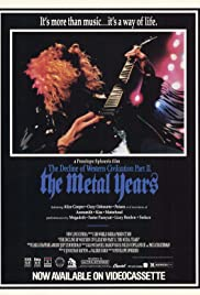 The Decline of Western Civilization Part II: The Metal Years Poster