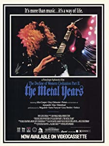 Latest movies downloads The Decline of Western Civilization Part II: The Metal Years [avi]