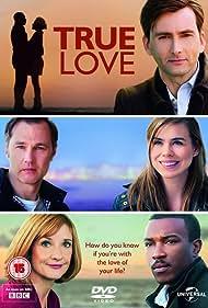 Jane Horrocks, David Morrissey, Billie Piper, David Tennant, and Ashley Walters in True Love (2012)