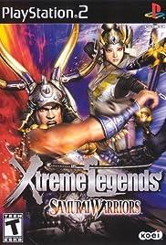 Samurai Warriors: Xtreme Legends Poster