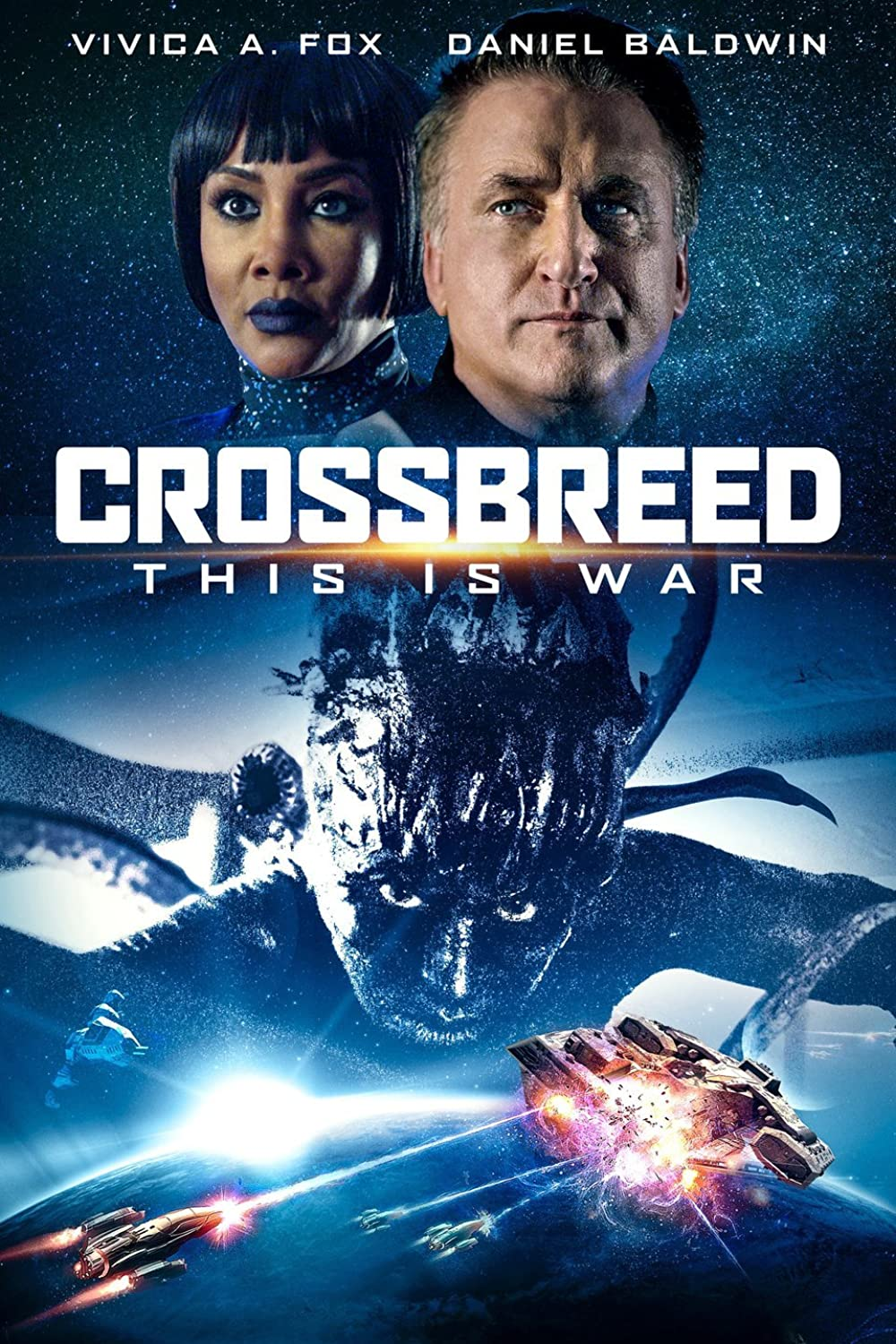 Crossbreed 2019 Hindi Dual Audio 300MB HDRip ESubs Download