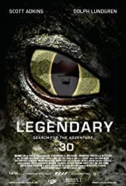 Legendary (2013) Poster - Movie Forum, Cast, Reviews