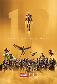 Marvel Studios: The First 10 Years - More Than a Hero Poster